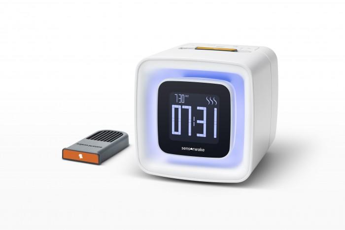Часы SensorWake Ароматный будильник
