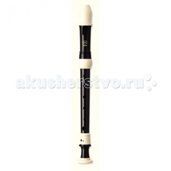 Музыкальный инструмент Yamaha Блок-флейта сопрано барочная система YRS-302BIII in C