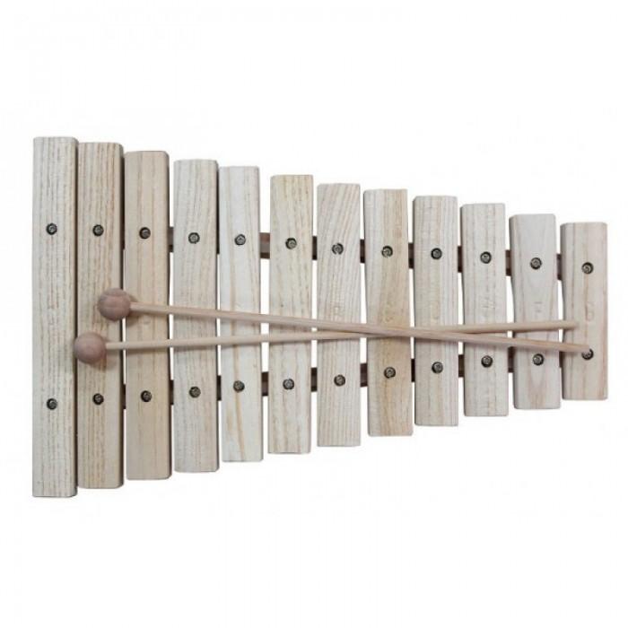 Музыкальные игрушки Flight Ксилофон (12 нот) FX-12 музыкальные инструменты smoby музыкальный инструмент ксилофон