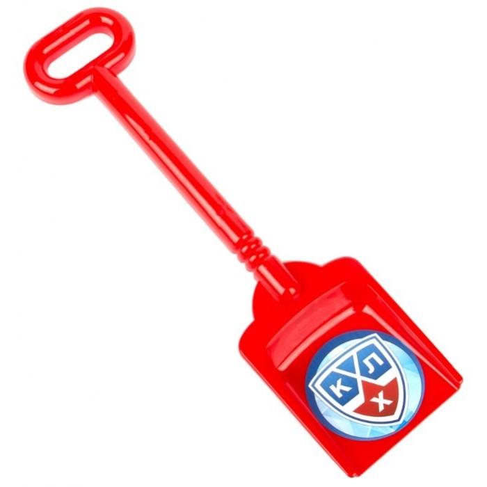 Игрушки для зимы Нордпласт Лопата КХЛ квадратная лопата кхл 49 см