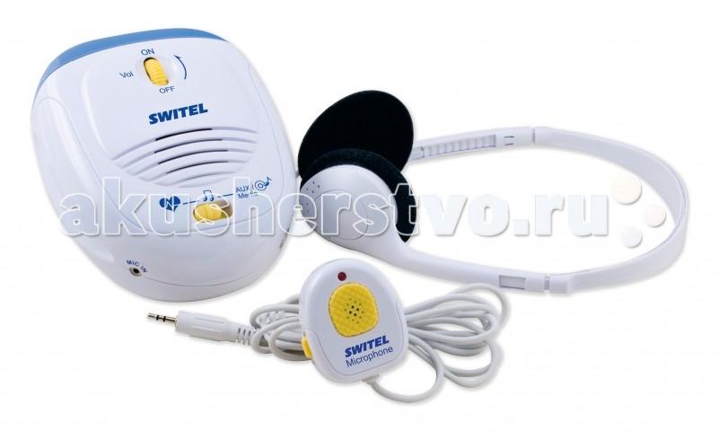 Безопасность ребенка , Мониторы дыхания Switel Электронный стетоскоп для будущей мамы BH170 арт: 51676 -  Мониторы дыхания