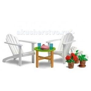 Lundby Мебель Смоланд Садовый комплект для отдыха от Акушерство