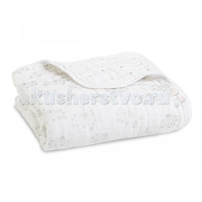 Купить Одеяла, Одеяло Aden&Anais из муслинового хлопка 120х120 см 6134