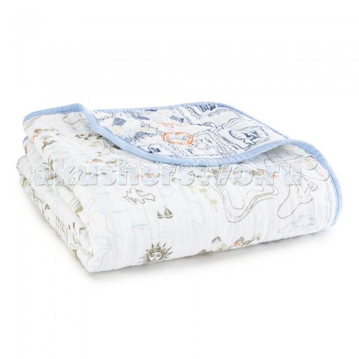 Одеяло Aden&Anais из органического хлопка 9147