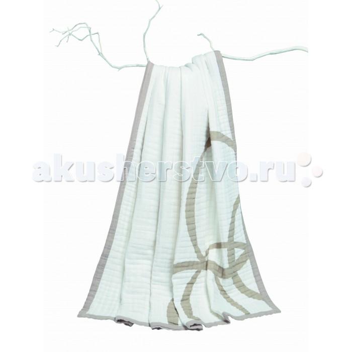 Одеяло Aden&Anais из муслинового хлопка для мамы 183х152 см 6101