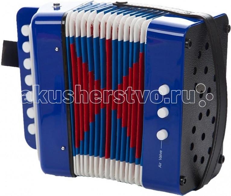 Музыкальные игрушки Shantou Gepai Аккордеон детский музыкальный инструмент shantou gepai аккордеон 63717