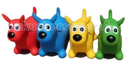 Мячики и прыгуны Shantou Gepai Собачка-попрыгунчик прыгуны bradex игрушка в форме олененка попрыгунчик