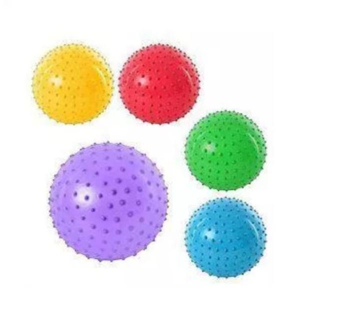 Мячи Shantou Gepai Мяч массажный 14 см кукла shantou gepai лиза с аксессуарами 32 см в ассортименте