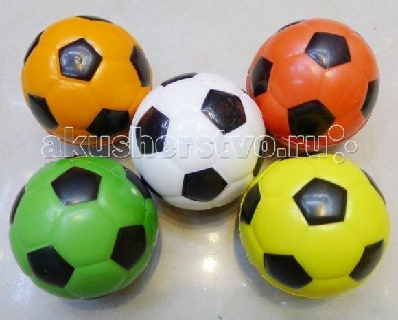 Мячики и прыгуны Shantou Gepai Мячик мягкий Футболист