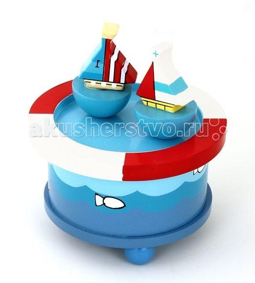 Mapacha Волшебная коробочка Кораблики mapacha музыкальная шкатулка кораблики