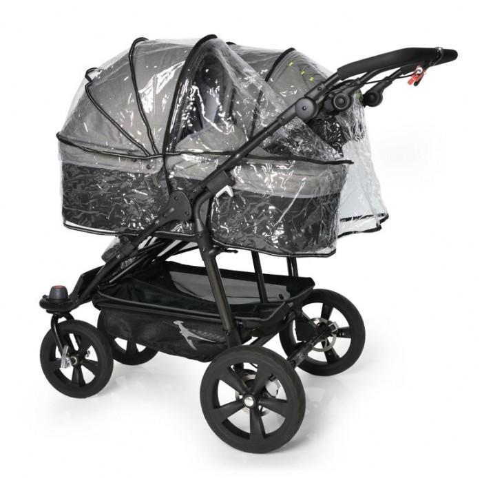 Детские коляски , Дождевики TFK для люльки TFK Twin DuoX single арт: 518051 -  Дождевики