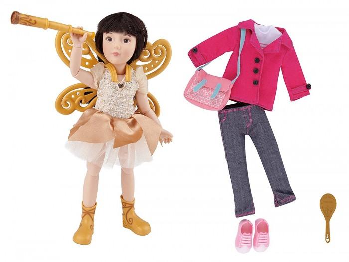 Куклы и одежда для кукол Kruselings Кукла Луна Делюкс набор 23 см, Куклы и одежда для кукол - артикул:519541