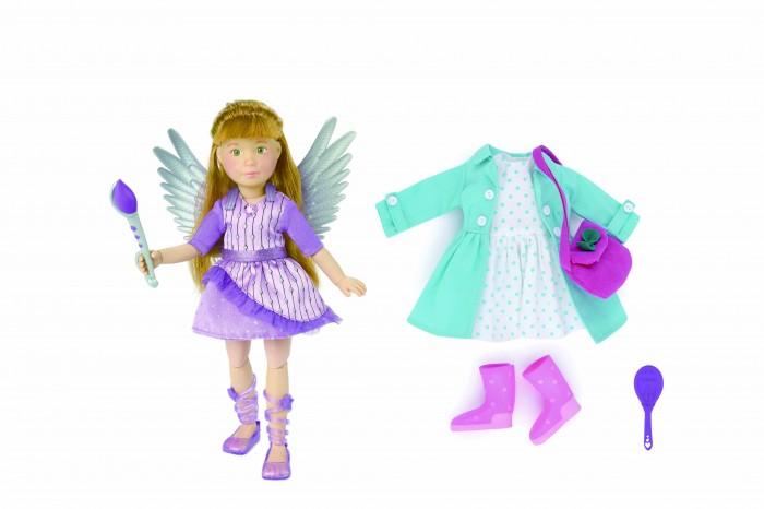 Куклы и одежда для кукол Kruselings Кукла Хлоя Делюкс набор 23 см, Куклы и одежда для кукол - артикул:519561