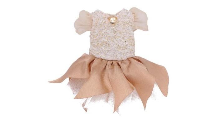 Куклы и одежда для кукол Kruselings Платье для куклы Луна 23 см