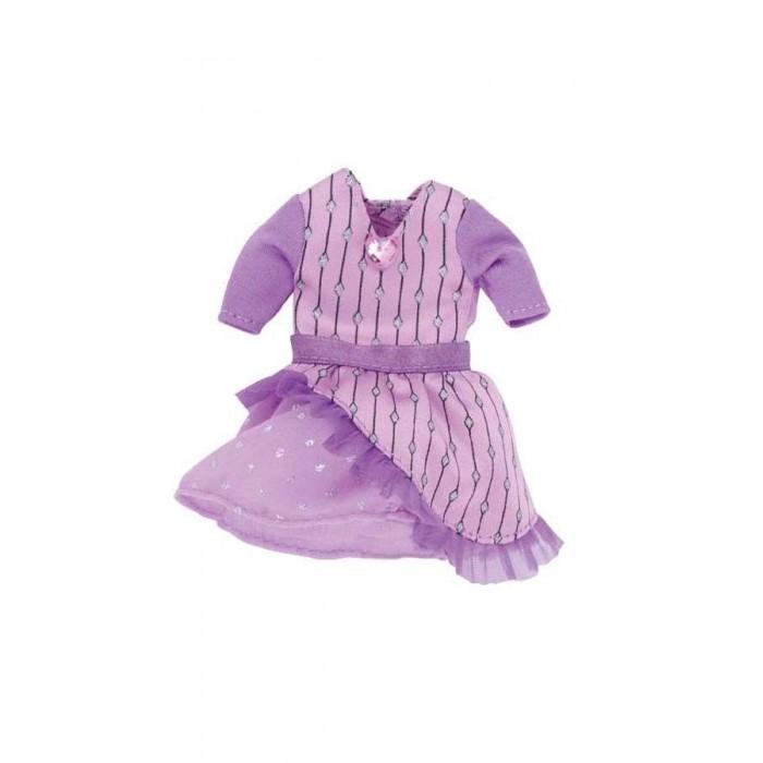 Куклы и одежда для кукол Kruselings Платье для куклы Хлоя 23 см
