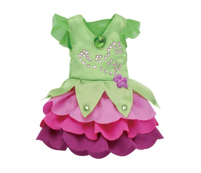 Куклы и одежда для кукол Kruselings Платье для куклы София 23 см
