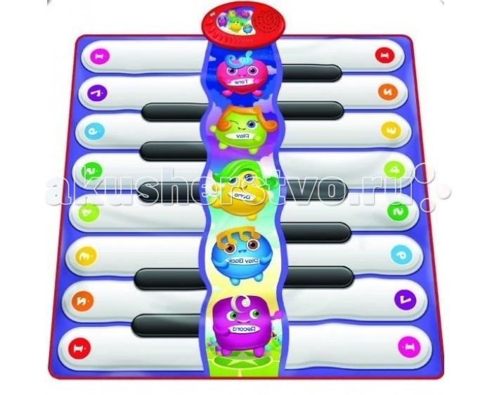 Игровые коврики Наша Игрушка Музыкальный Пианино для дуэта fisherprice развивающий коврик пианино