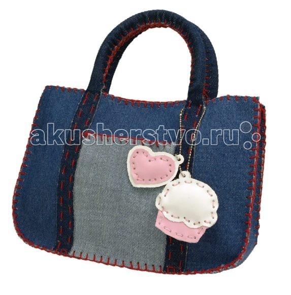 Color Puppy Набор для творчества Шьем сумочку Городской стиль