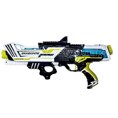 Hydro Force Водное оружие со съемным картриджем Sharkfire