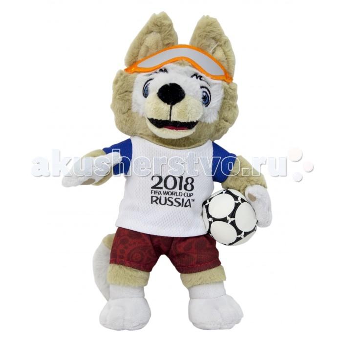 Сувениры к ЧМ по футболу 2018 FIFA World Cup Russia Мягкая игрушка Zabivaka 33 см