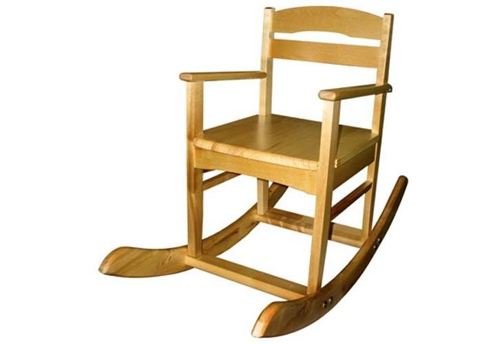 Кресла и стулья Хохлома Кресло-качалка Кроха