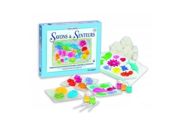 Наборы для творчества SentoSpherE Ароматизированное мыло lerbolario саше ароматизированное для комода жимолость