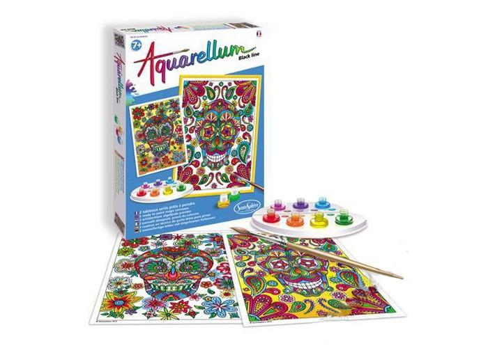 Творчество и хобби , Раскраски SentoSpherE Акварельная Маски арт: 522376 -  Раскраски