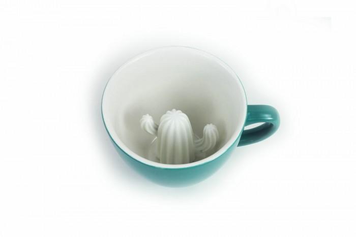 Аксессуары для кормления , Посуда Creature Cups Кружка с кактусом 330 мл арт: 522481 -  Посуда