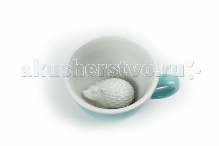 Аксессуары для кормления , Посуда Creature Cups Кружка с ежиком 330 мл арт: 522496 -  Посуда