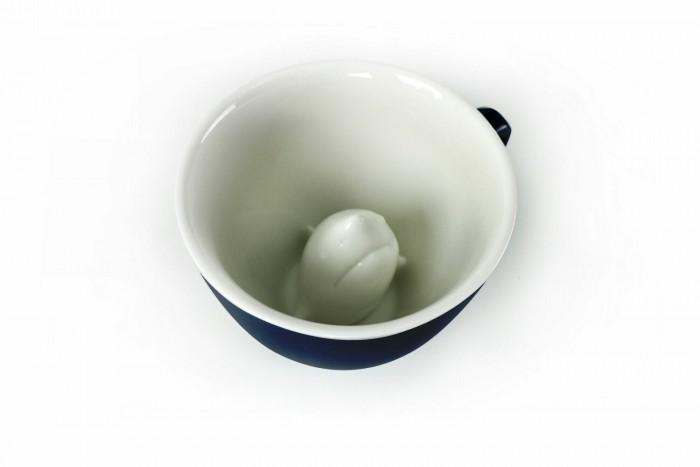 Аксессуары для кормления , Посуда Creature Cups Кружка с акулой темная 330 мл арт: 522516 -  Посуда