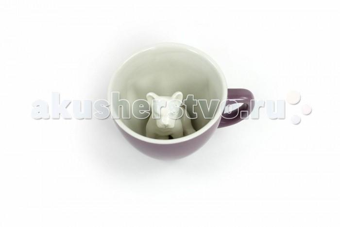 Аксессуары для кормления , Посуда Creature Cups Кружка с псом 330 мл арт: 522521 -  Посуда