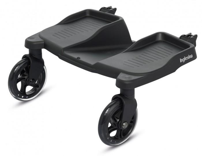 Детские коляски , Аксессуары для колясок Inglesina Подставка к коляске Quad для второго ребенка арт: 522711 -  Аксессуары для колясок