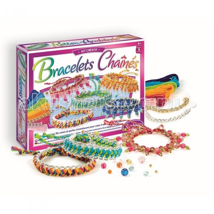 Купить Наборы для творчества, SentoSpherE Набор для детского творчества Браслеты