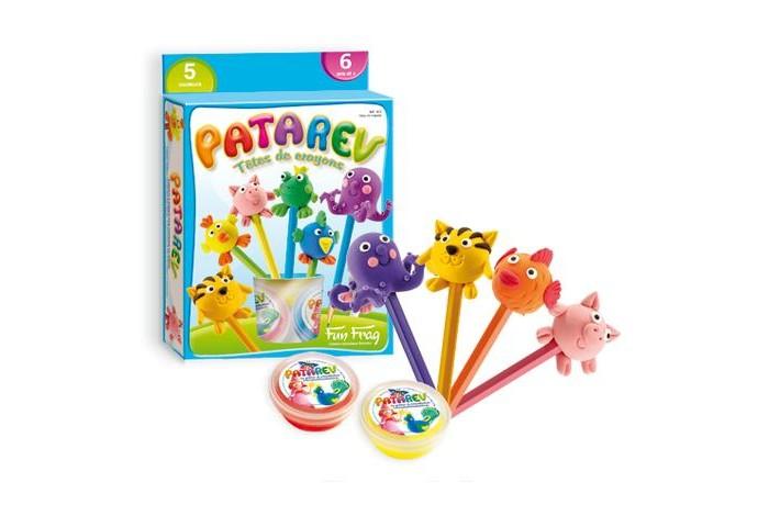 Творчество и хобби , Всё для лепки SentoSpherE Набор пластилина для детской лепки арт: 523296 -  Всё для лепки