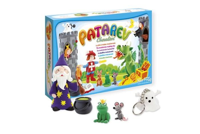 Всё для лепки SentoSpherE Набор пластилина для детской лепки Patarev всё для лепки fun dough набор пластилина 4 банки 1 бонус