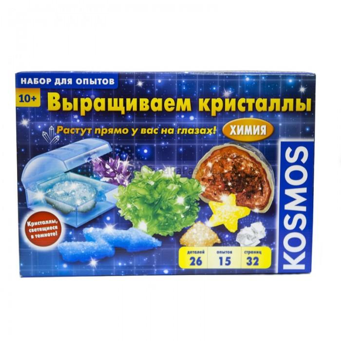 Наборы для выращивания Kosmos Набор Выращиваем кристаллы, Наборы для выращивания - артикул:523891