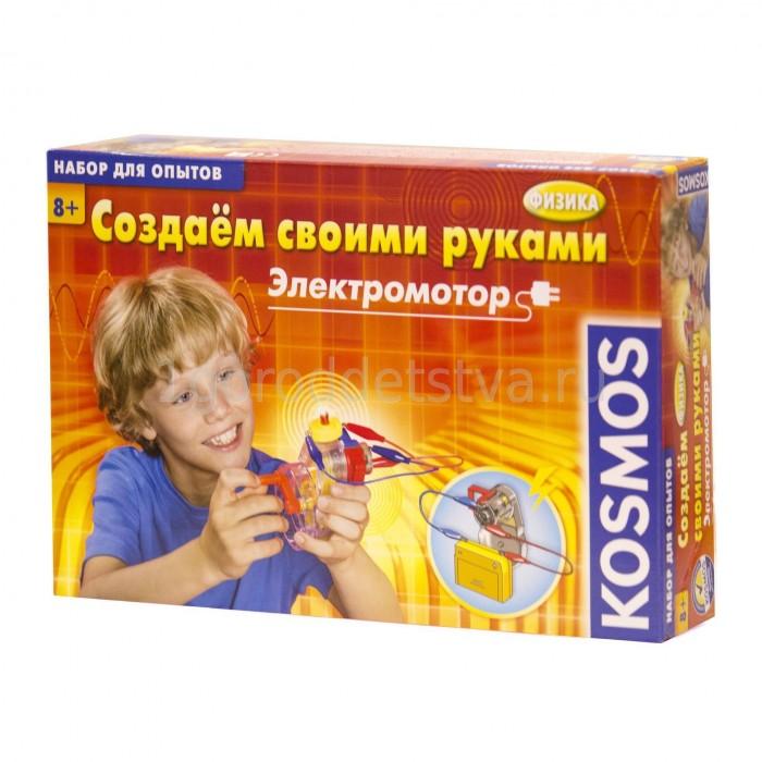 Наборы для опытов и экспериментов Kosmos Набор Создаем своими руками Электромотор