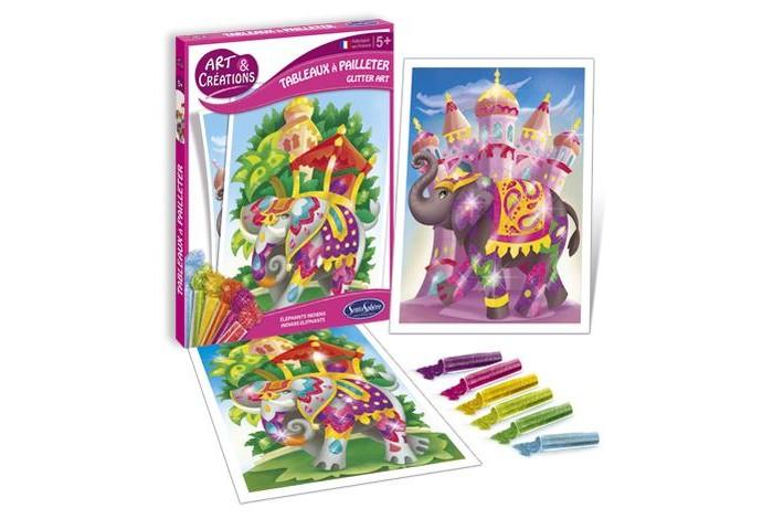 Наборы для творчества SentoSpherE Набор для детского творчества Слоны