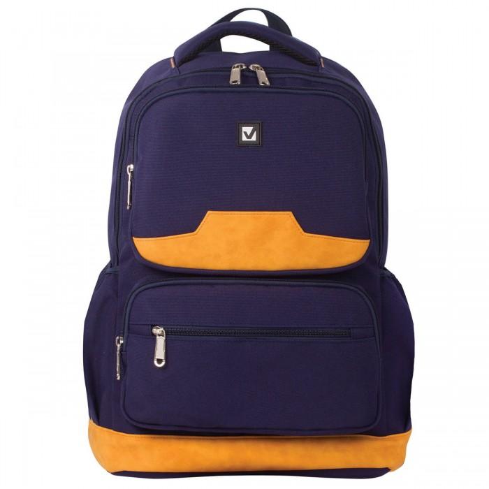 Школьные рюкзаки Brauberg Рюкзак Бронкс ранец brauberg brauberg рюкзак для старшеклассников и студентов бронкс синий желтый