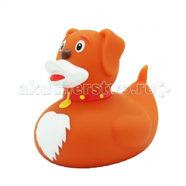 Игрушки для ванны LiLaLu Игрушка для купания Уточка собака lilalu игрушка для купания уточка байкер