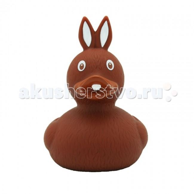 LiLaLu Игрушка для купания Уточка шоколадный зайчик