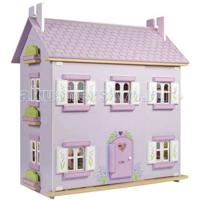 LeToyVan Кукольный домик Лавандовый  (H108B)