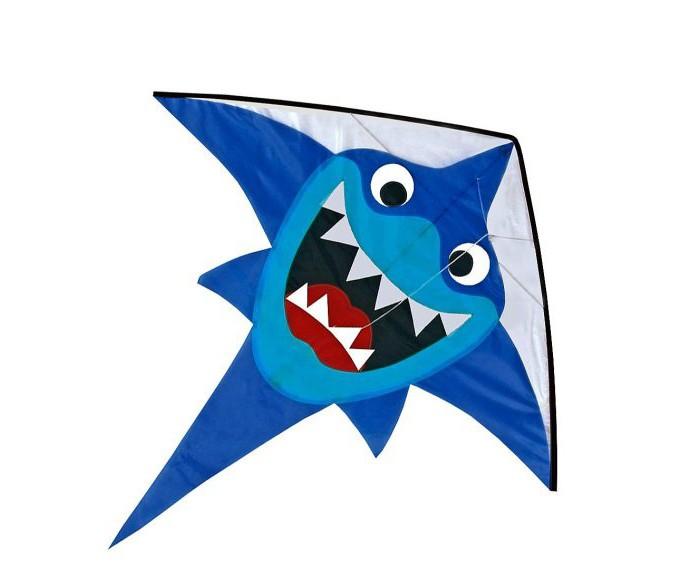 Купить X-Match Воздушный змей Акула 133х136 см в интернет магазине. Цены, фото, описания, характеристики, отзывы, обзоры