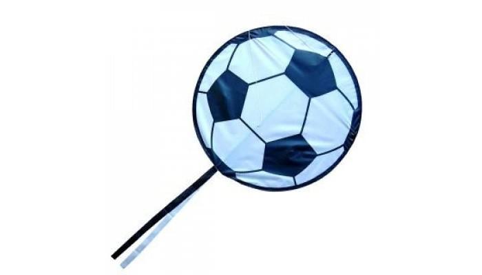 Воздушные змеи X-Match Воздушный змей Футбольный мяч 60х60 см