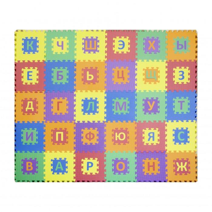 """Картинка для """"Игровой коврик FunKids 12"""""""" с русскими буквами толщина 10 мм KB-007R-NT10"""""""
