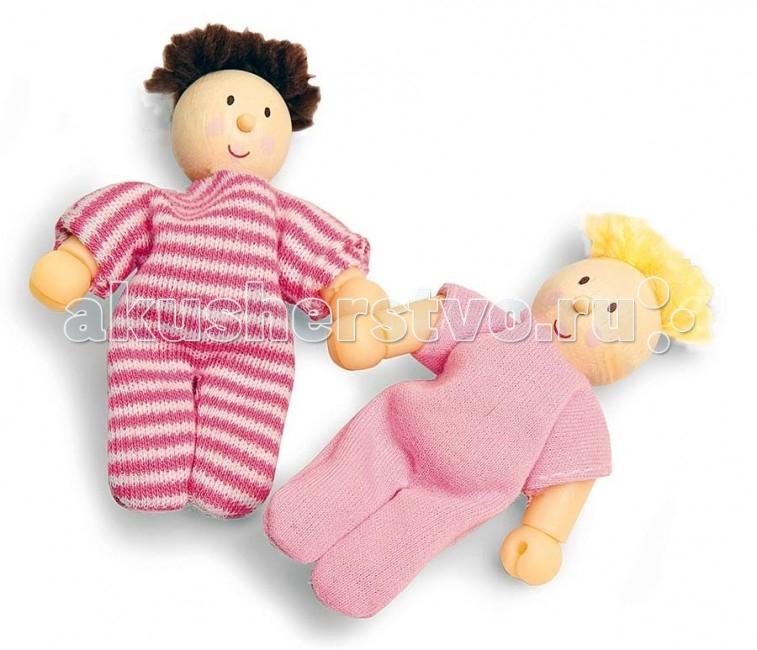 Куклы и одежда для кукол LeToyVan Кукла Пупс куклы и одежда для кукол весна кукла женечка 53 см