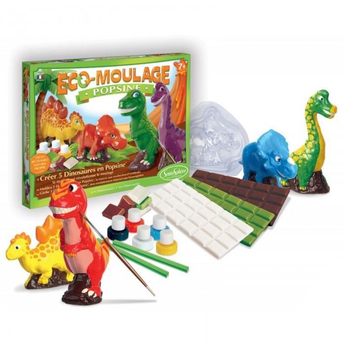 Купить Наборы для творчества, SentoSpherE Набор для творчества Попсин Динозавры