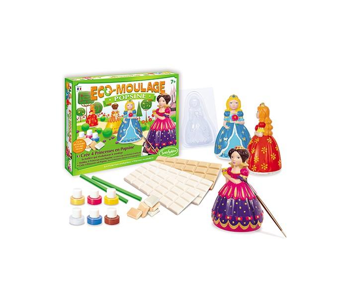 Наборы для творчества SentoSpherE Набор для творчества Попсин Принцессы наборы для творчества disney набор для творчества принцессы