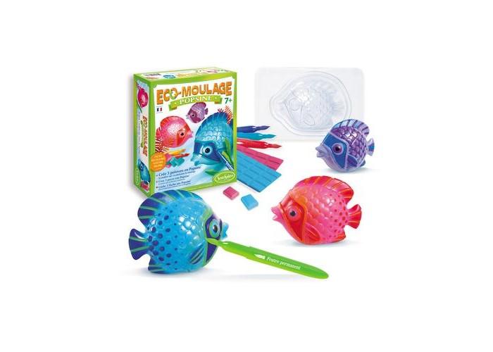 Купить Наборы для творчества, SentoSpherE Набор для творчества Попсин Рыба-луна