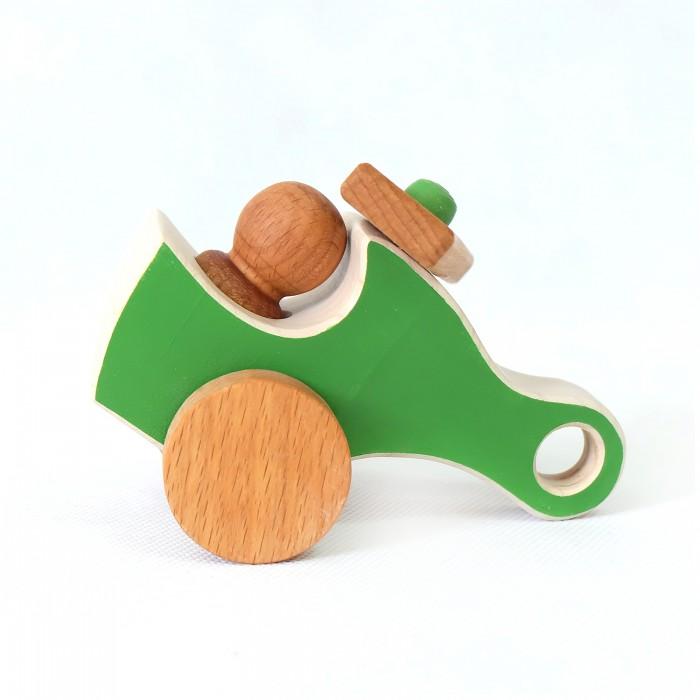 Деревянные игрушки Букашка Вертолет погремушки simba букашка прорезыватель